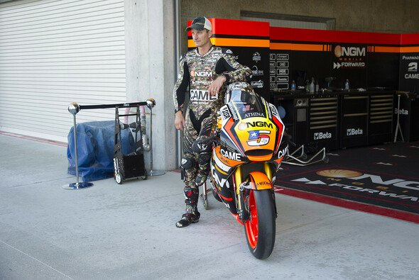 Colin Edwards sagt Goodbye