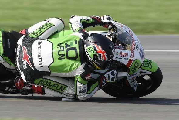 Scott Redding brillierte am Trainingsfreitag in Silverstone als Sechster