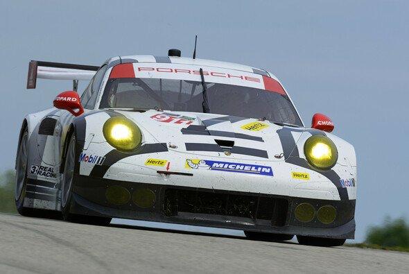 Porsche stellt sich für die USCC 2015 neu auf - Foto: Porsche