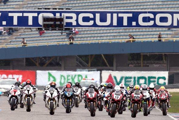 Gegen die Ducati-Fahrer war in Assen kein Kraut gewachsen - Foto: SUPERBIKE*IDM