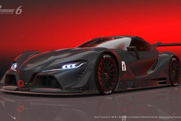 Ein neues Gefährt für Gran Turismo 6 - Foto: Toyota