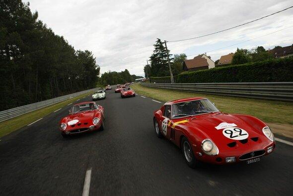 Der Ferrari 250 GTO ist nicht nur in Le Mans eine Legende