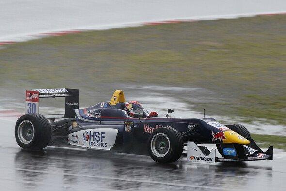 Max Verstappen war auch im Regen nicht zu stoppen
