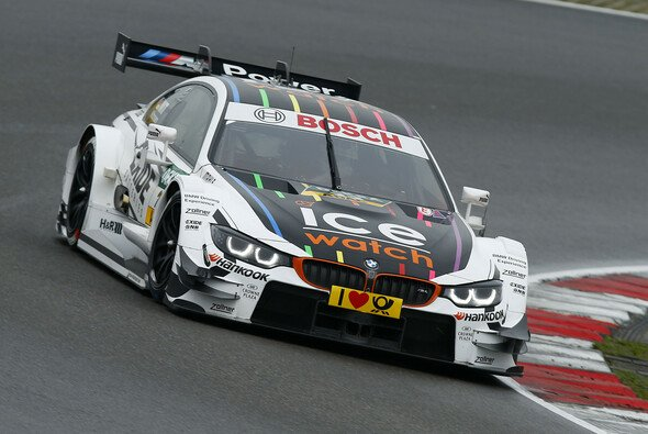 Marco Wittmann dominierte das Rennen - Foto: DTM
