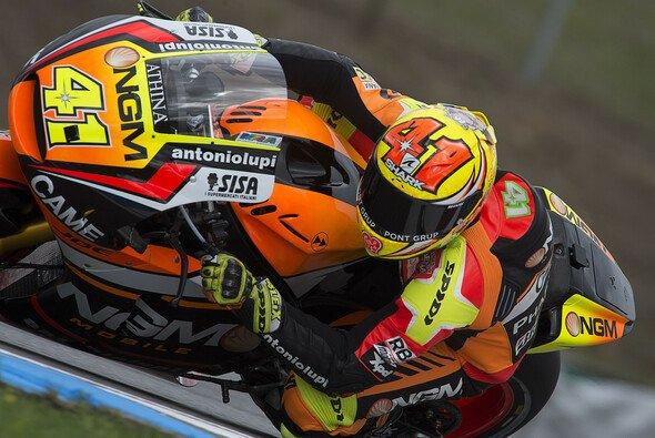 Aleix Espargaro qualifizierte sich als Zehnter für den Tschechien-GP in Brünn