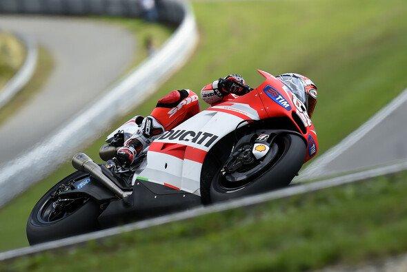 Ducati: Entwicklung geht derzeit vor Resultat