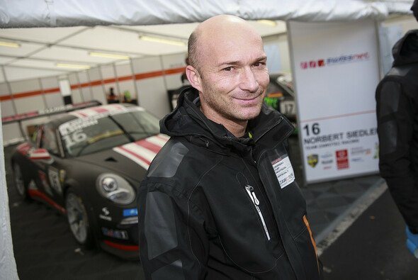 Hannes Moder ist Race Mechanic bei ZaWotec Racing