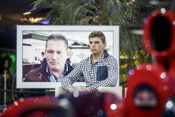 Max Verstappen tritt in die Fußstapfen seines Vaters