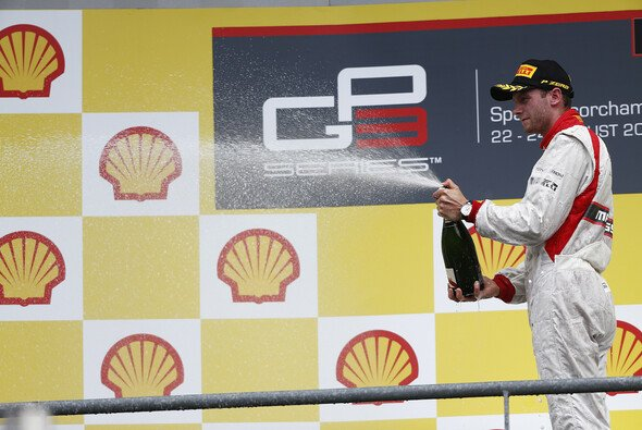 Stoneman war der Mann des Tages - Foto: GP3 Series