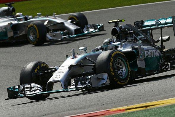 Führt Mercedes nach dem Spa-Unfall nun doch die Teamorder ein?