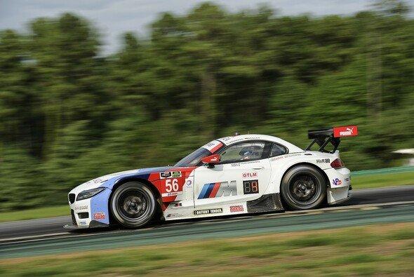 Das BMW Team RLL konnte ein Erfolgserlebnis feiern - Foto: BMW