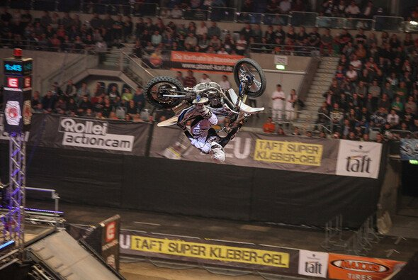 Am 4. Oktober ist es wieder soweit: Die Night of the Jumps - Foto: Night of the Jumps