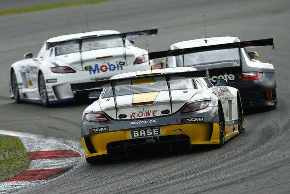 Rowe Racing erlebte ein turbulentes Heimspiel