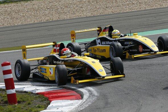 Neuhauser Racing feierte einen Doppelsieg - Foto: ADAC Formel Masters