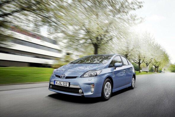 Der Toyota Prius Hybrid hat den geringsten Verbrauch - Foto: Toyota