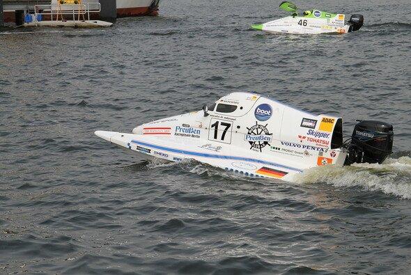 Sascha Schäfer ist der Meister im ADAC Motorboot Cup - Foto: ADAC Motorboot Cup