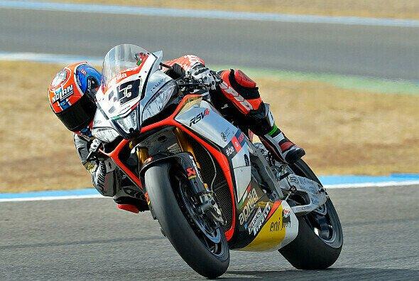 Marco Melandri holt auch den zweiten Sieg - Foto: Aprilia Racing