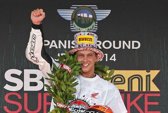 Michael van der Mark steigt in die WSBK auf - Foto: Honda