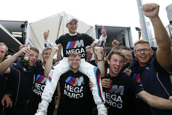 Marco Wittmann ist der verdiente Meister der DTM-Saison 2014 - Foto: DTM