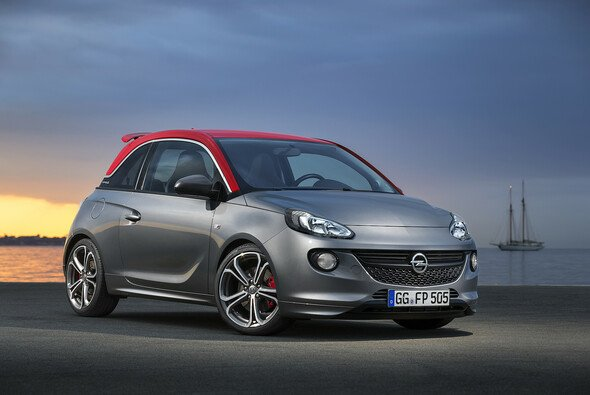 Opel wirft mit dem Adam S einen neuen Klein-Sportler auf den Markt - Foto: Opel