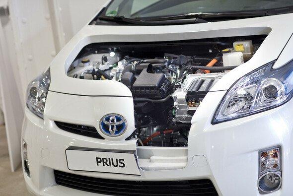 Den Prius kann man sich jetzt auch im Detail anschauen - Foto: Toyota