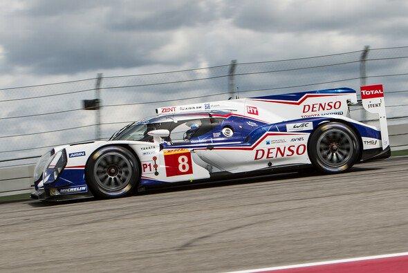 Toyota sicherte sich die Pole mit großem Vorsprung - Foto: Adrenal Media