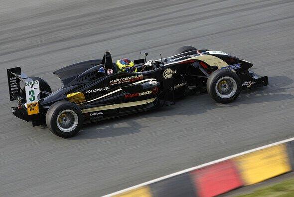 indy Dontje wurde Rookiemeister des Formel 3 Cups - Foto: Alexander Trienitz/F3 Vereinigung