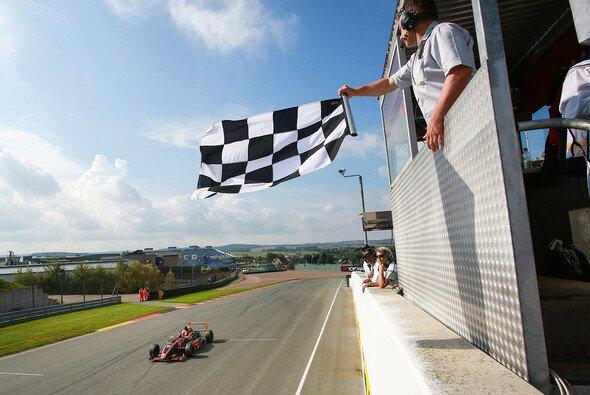 Igor Walilko fuhr auf dem Sachsenring gleich zweimal auf das Podium - Foto: ADAC Formel Masters