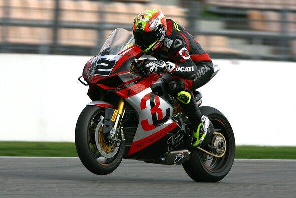 Javier Fores hätte sich keine bessere Debüt-Saison in Deutschland wünschen können - Foto: Superbike*IDM/Schneider