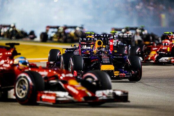 Die Formel 1 steht vor einer Herkules-Aufgabe - Foto: Red Bull