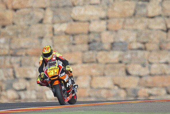 Aleix Espargaro übt noch an seinen Long-Runs - Foto: NGM Forward Racing