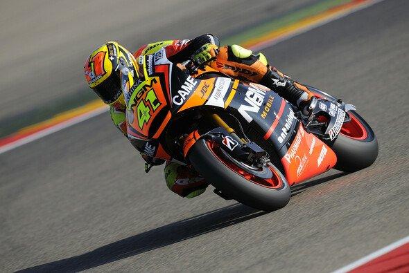 Aleix Espargaro beschwerte sich über Hector Barbera - Foto: Bridgestone