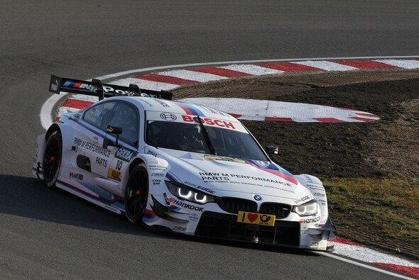 Tomczyk lieferte eine starke Leistung ab - Foto: BMW AG