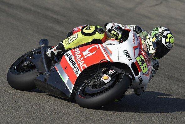 Andrea Iannone blieb am Freitag als Neunter hinter den eigenen Erwartungen zurück - Foto: Milagro