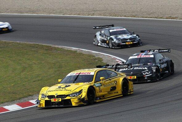 Fahren dieses Jahr für das gleiche Team: Timo Glock und Bruno Spengler - Foto: BMW AG