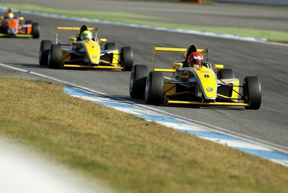 Erster Meisterschaftserfolg für Neuhauser Racing - Foto: ADAC Formel Masters