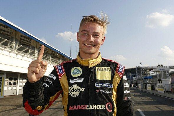 Indy Dontje setzte sich auch neben der Strecke gegen seine Konkurrenten durch - Foto: Alexander Trienitz/F3 Vereinigung