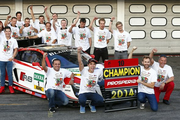 Prosperia C. Abt Racing gewinnt Fahrer- und Teammeisterschaft - Foto: ADAC GT Masters