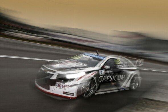 Chilton war im Q3 der Schnellste - Foto: WTCC
