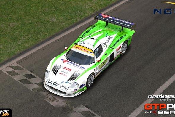 Einstand nach Maß für Christian Knudsen - Foto: Racersleague