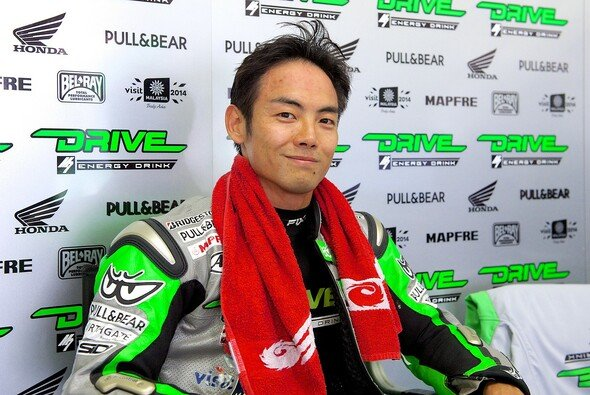 Aspar-Pilot Hiroshi Aoyama wird 2015 Testpilot für HRC - Foto: Aspar
