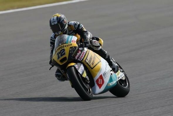 Tom Lüthi war beim Valencia-Auftakt schnellster deutschsprachiger Moto2-Pilot - Foto: Interwetten Paddock