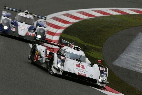 Audi vor Toyota? In der Endabrechnung mussten sich die Ingolstädtern den Japanern geschlagen geben - Foto: Audi