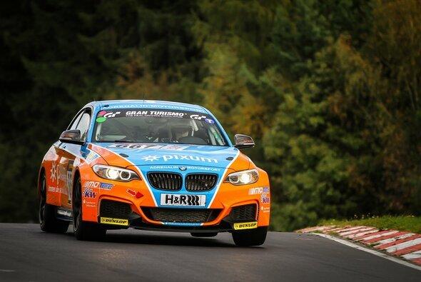 Daniel Zils, Norbert Fischer und Uwe Ebertz siegten im BMW M235i Racing Cup - Foto: Patrick Funk