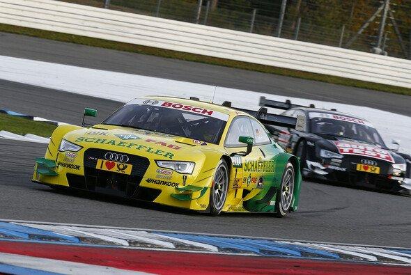 Timo Scheider und Mike Rockenfeller greifen 2016 mit Audi nicht nur in der DTM an - Foto: Audi
