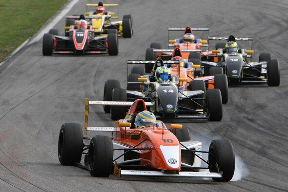 Schiller Motorsport konnte beim Saisonfinale den vierten Platz verteidigen - Foto: F. Wagner