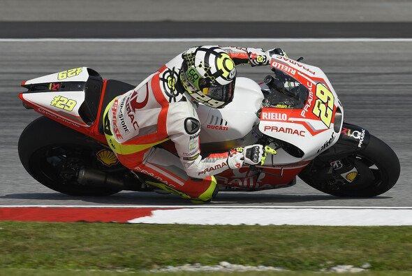 Andrea Iannone ging in Valencia leer aus - Foto: Milagro