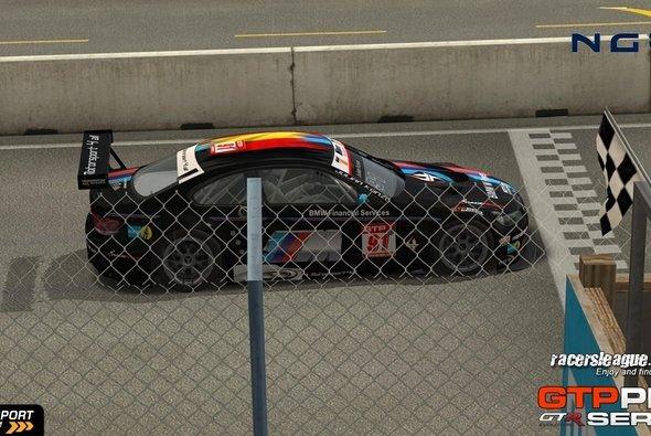 Julian Kunze fuhr einen für viele überfälligen ersten Sieg in der GTP Pro Series ein - Foto: Racersleague
