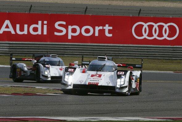 Zu langsam: Audi kommt Toyota nicht mehr hinterher - Foto: Audi