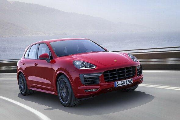 Porsche verkauft den Cayenne jetzt auch in einer sportlichen Variante - Foto: Porsche